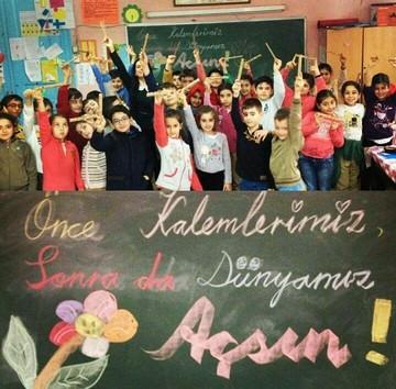 Çiçek Açan Kalemler Türkiye'ye yayılıyor